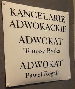 kancelarie adwokackie Gliwice
